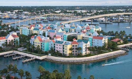 New Providence houses, Bahamas