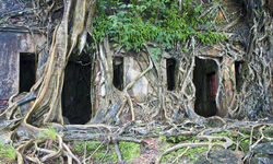 Ross Island Ruins
