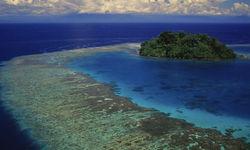 Papua New Guinea Atoll