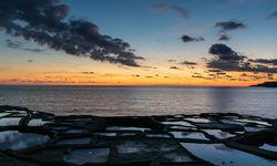 Salt Pans at sunset, Gozo
