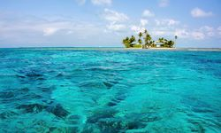 Island in Belize
