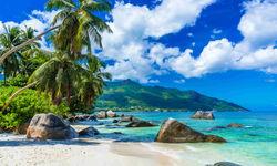 Mahe Island Beach, Seychelles