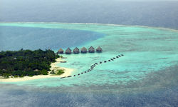 Water Bungalows, Central Atolls