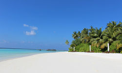 Maldives Beach, Central Atolls