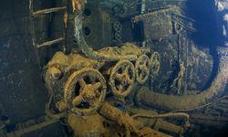 Wreck, Micronesia