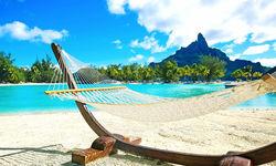Bora Bora Hammock, French Polynesia