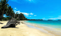 Wandoor Beach, Andaman Islands