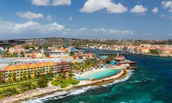 Curacao Coast view