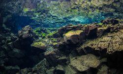 Silfra underwater