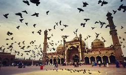 Mosque, Delhi, India