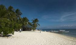 White sand beach, Malapascua