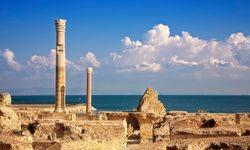 Antonie Baths, Carthage