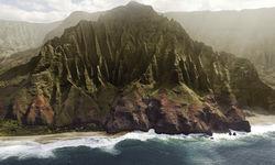 Kuai Coast, Hawaii, USA