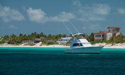 Bimini Yacht view