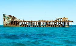 Sunken Ship, Bimini