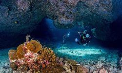 scuba diving Outer Islands