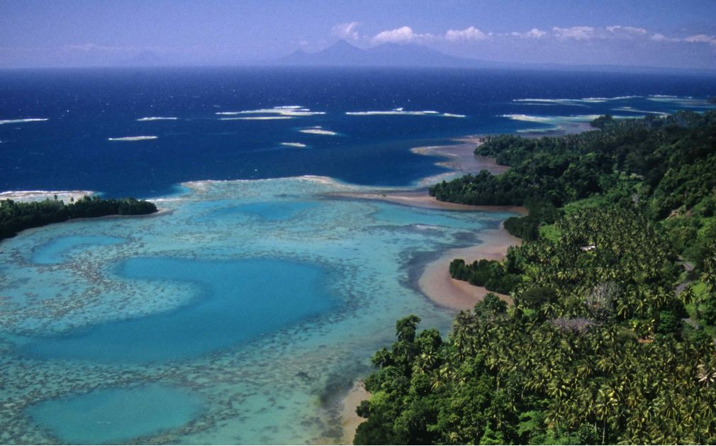 Papua New Guinea Diving