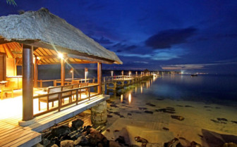 Picture of the Beach Club at The Oberoi, Lombok