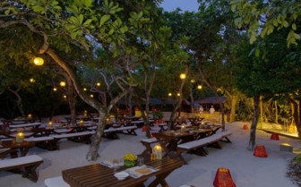 Picture of the Picnic Grove at Amanpulo