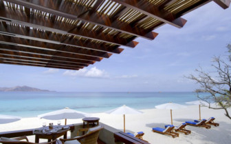 Picture of the Beach Club View at Amanpulo