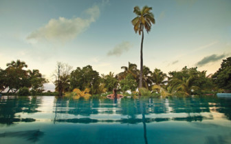 Picture of beach residence pool, Desroches Island Resort