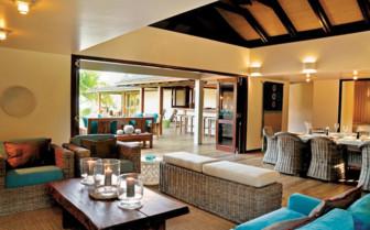 Picture of a beach villa interior, Desroches Island Resort