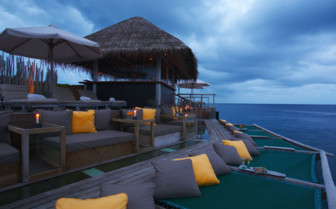 Picture of Bar(a) Bar at Soneva Fushi