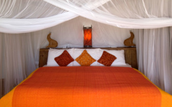 Picture of a bedroom at Fundu Lagoon