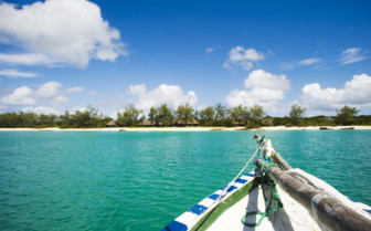 Picture of boat view of Vamizi Island Lodge