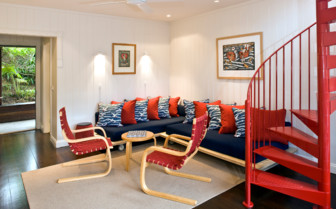 Makambo Lounge at Capella Lodge