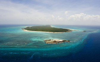 Aerial Picture of Vamizi Island Lodge