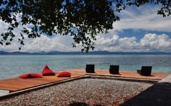 Picture of the Terrace View at Sorido Bay