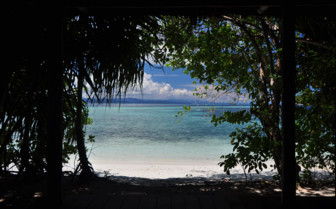 Picture of Beach View at Sorido Bay