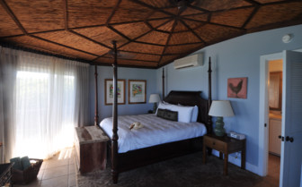 Picture of a bedroom at Fowl Cay