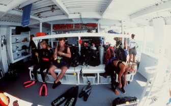 Picture of Aquacat Dive Deck