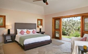 Picture of the garden view cottage at Pink Sands Resort