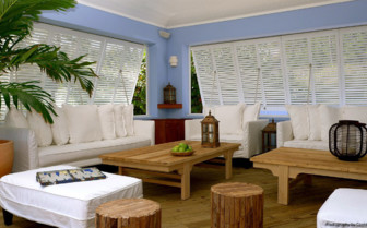 Picture of the lounge at Pink Sands Resort