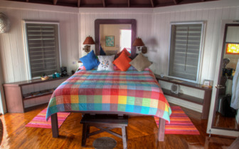 Picture of a Bedroom at Compass Point Beach Resort