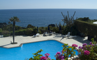 Picture of the Pool at Hotel Caloura