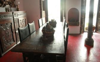 Picture of dining at Convento de Sao Francisco