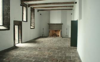 Picture of the Hall at Convento de Sao Francisco