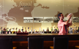 Picture of the Bar at Hotel do Canal