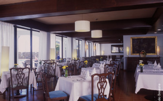 Picture of dining at Pousada da Horta