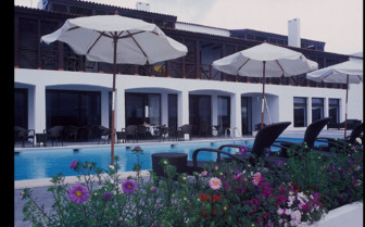 Picture of the poolside at Pousada da Horta