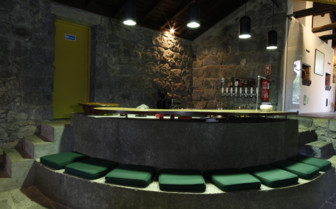 Picture of the bar at Quinta das Buganvilias