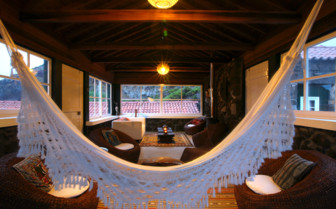 Picture of a lounge at Pocinho Bay Hotel