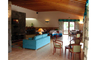 Picture of lounge and dining at Baia da Barca