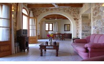 Picture of a private Gozo farmhouse