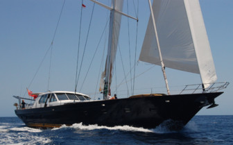 Picture of the SY Asia Sailing