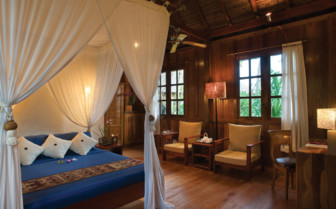 Picture of a Beach Bungalow at Wakatobi Dive Resort